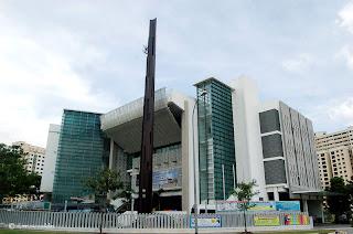 foto masjid assyafaah Singapura