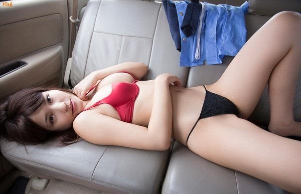 Ảnh gái đẹp HD Bỏng mắt áo tắm sexy Asuka Kishi 4
