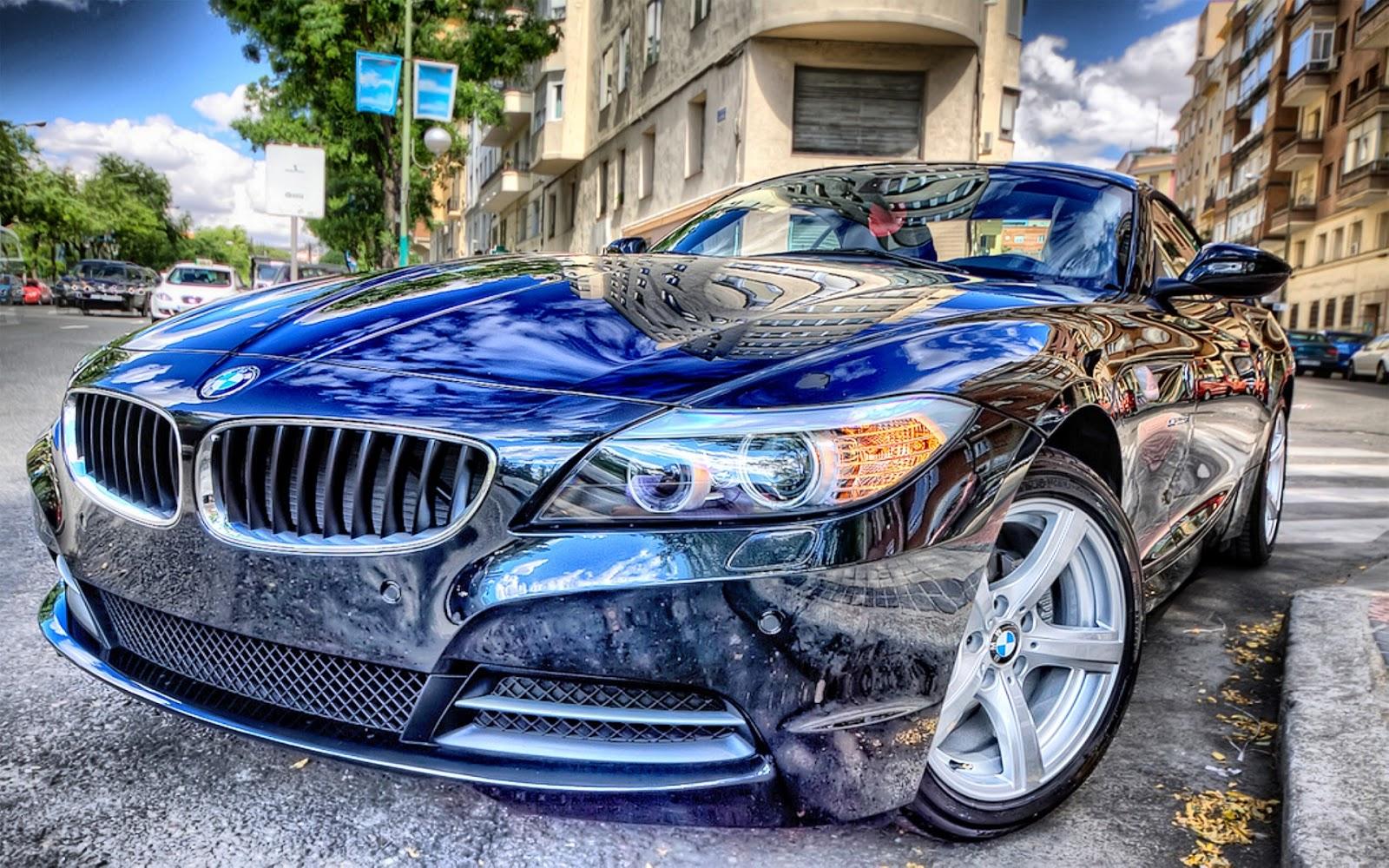 BMW Car HDR
