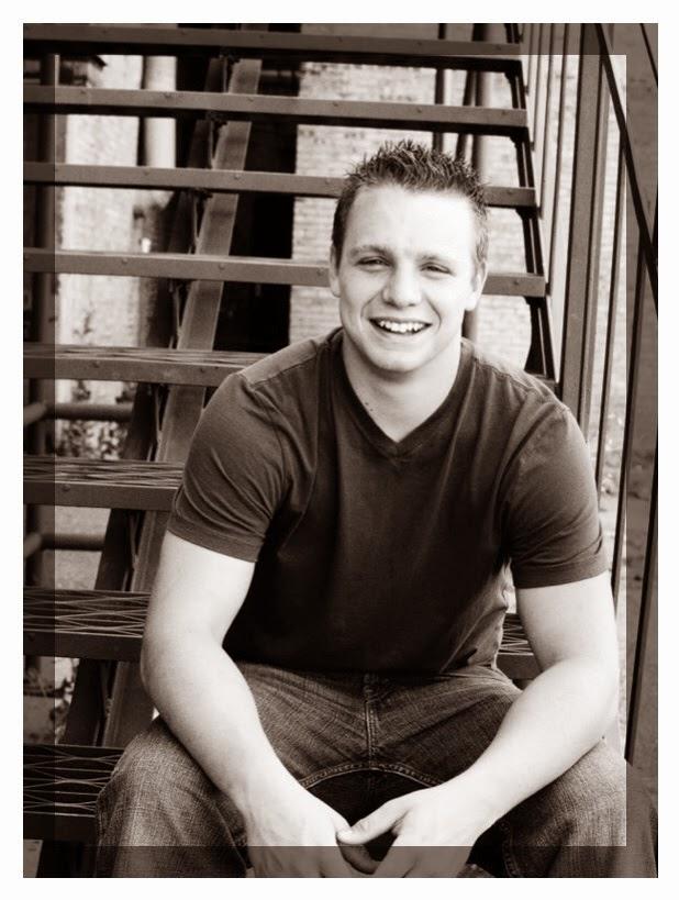 Meet Aaron Wilcox