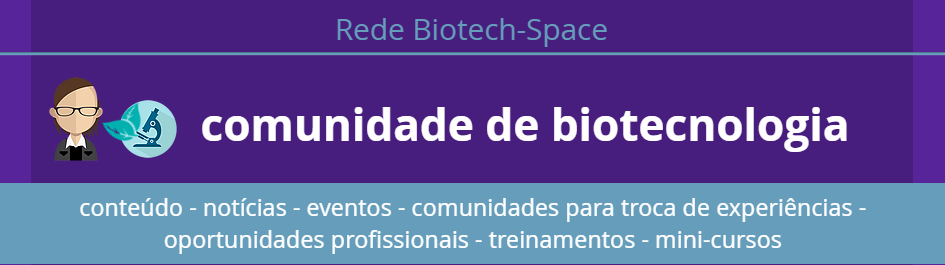 Comunidade de biotecnologia