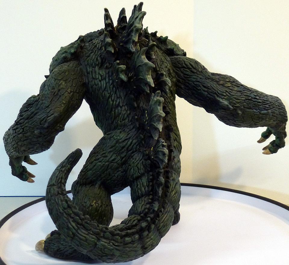 The gallery ... Godzilla Vs Muto Toy