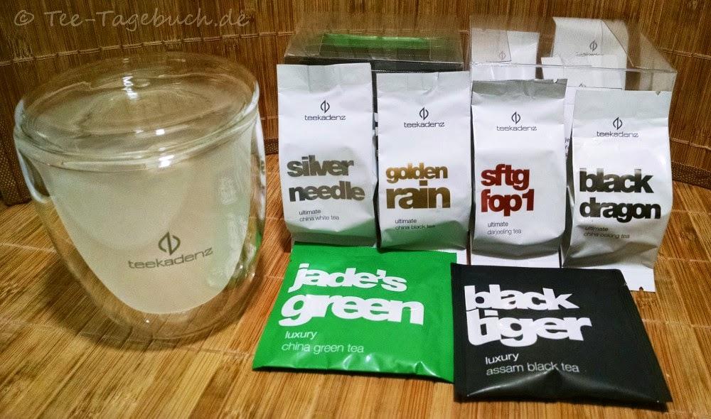 Teekadenz - Verkostungsauswahl