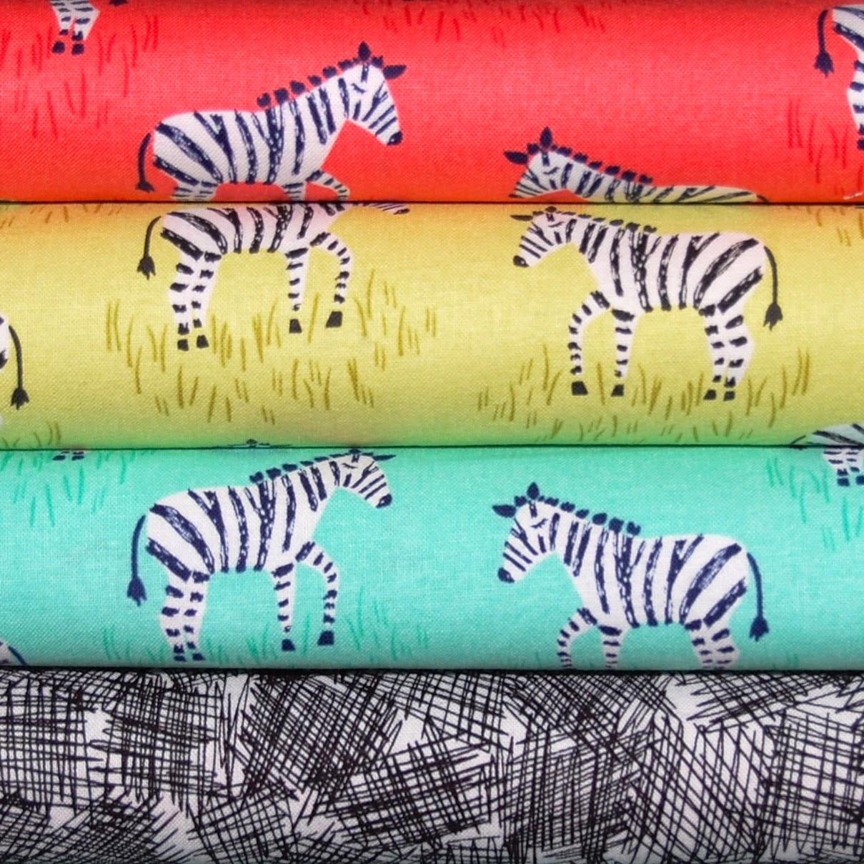 Mini Zebras