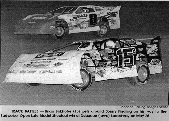 - 5.26.02 - Brian Birkhofer-Sonny Findling - Dubuque Budweiser Shootout