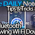Galaxy Note 2 Tips & Tricks Episode 91: Bluetooth Slowing Down Your Wifi Connection?