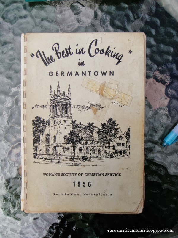 Germanntown Pennsylvania cookbook:EuroAmericanHome