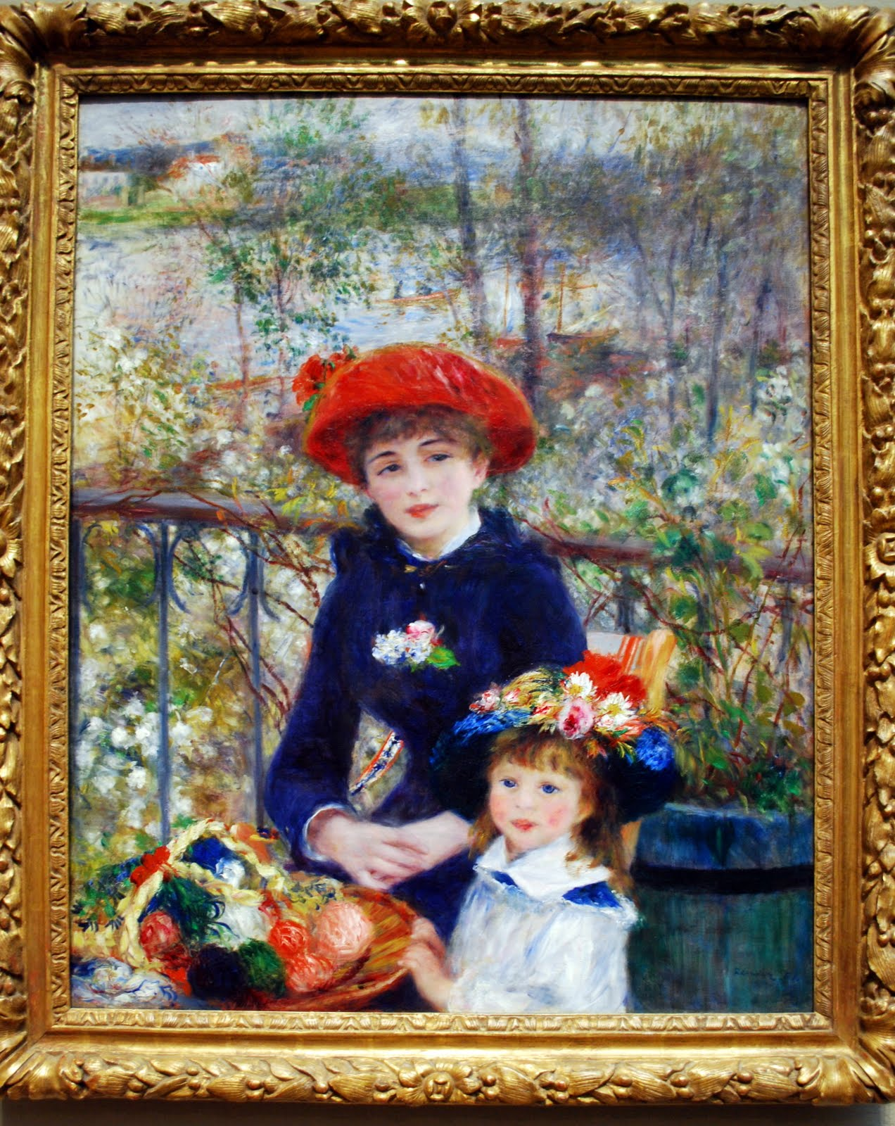 Famous Art Institute Of Chicago Paintings