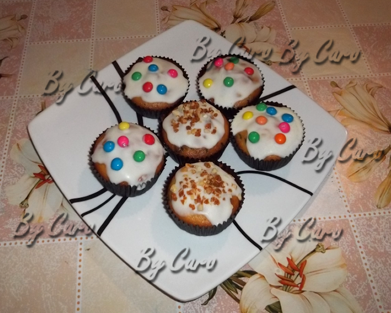 """Muffins decorados"""