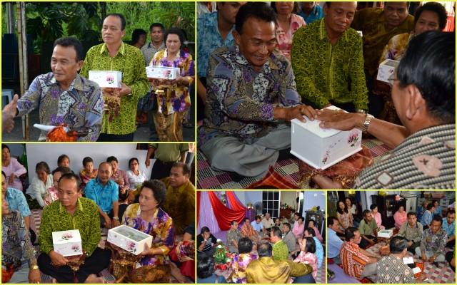Majlis Perkahwinan Melanau-Cina dan Iban 28 Mei 2011.