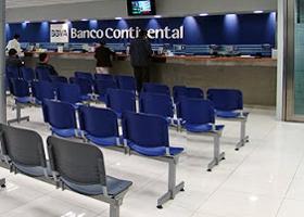 operaciones en las agencias del bbva continental