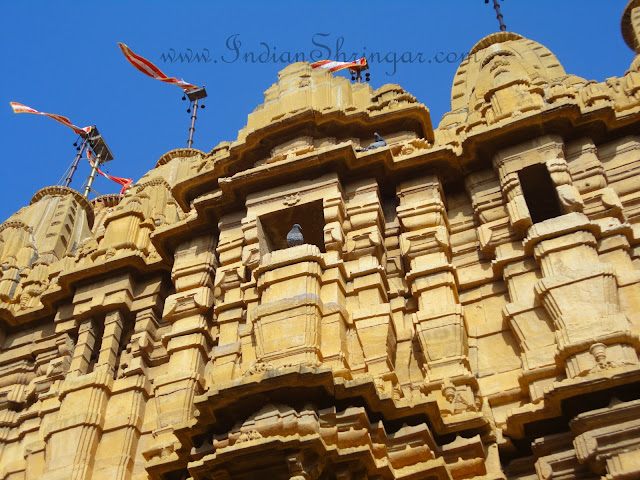 Jain Temple at Jaisalmer Fort