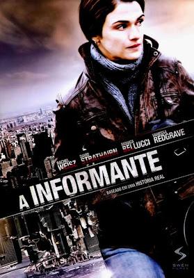 A Informante - DVDRip Dual Áudio
