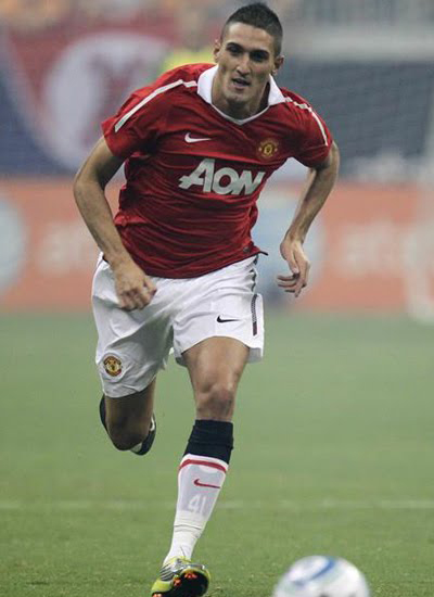 Federico Macheda Manchester United Loan