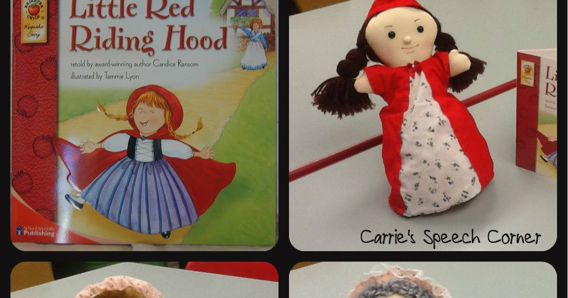 Book(s) of the Week: Little Red Riding Hood & Honestly Red Riding Hood Was Rotten