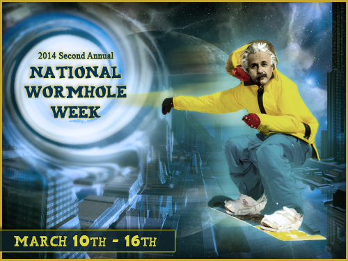 National Wormhole Week