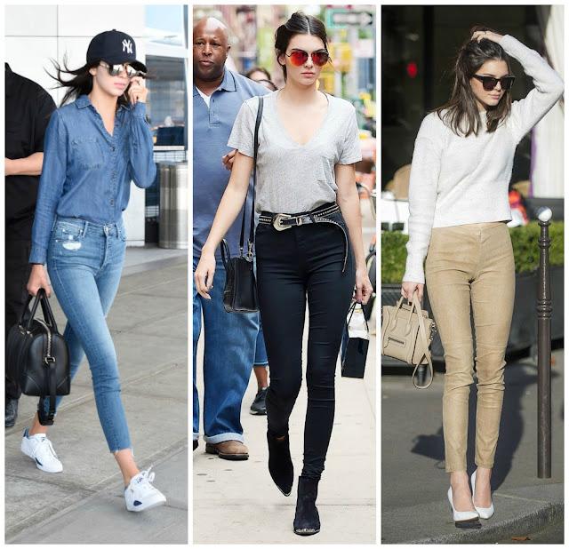 Estilo das Famosas - Kendall Jenner