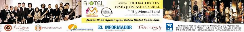 II Edición: DRUM UNIÓN BARQUISIMETO 2014