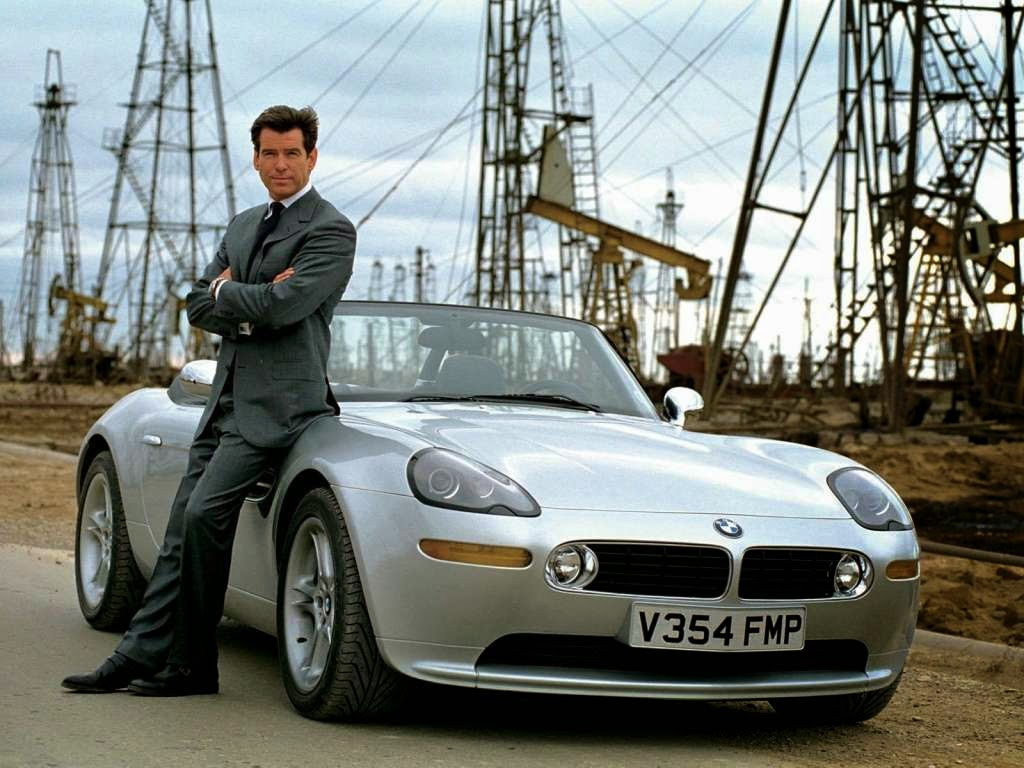 Top 10 Best Cars in James Bond Movies | All Time Best