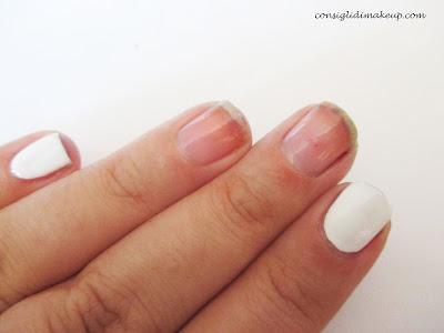 secondo step nail art