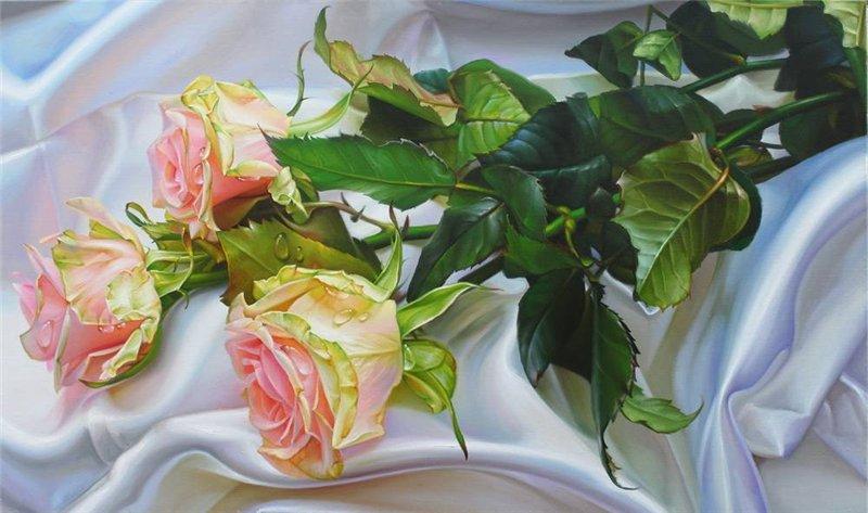 аромат роз эфирное масло