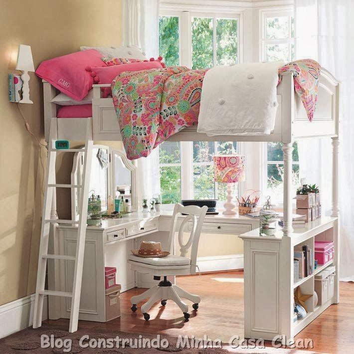 Construindo Minha Casa Clean: 15 Quartos dos Sonhos de ...