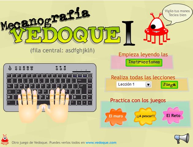 ¿Quieres escribir rápido en el ordenador?