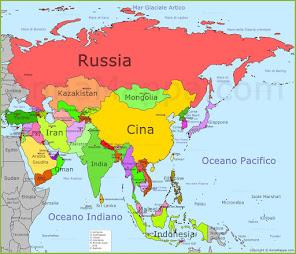 AIUTATE LA MISSIONE IN ASIA