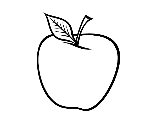 Dibujos de Manzanas  Vida Blogger