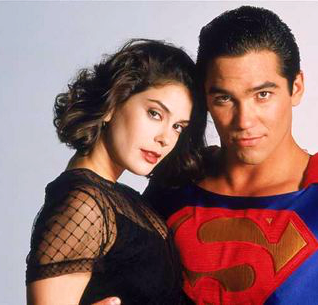teri hatcher as lois lane in Lois & Clark: The New Adventures of Superman