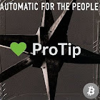 Automatic Bitcoin Tipping