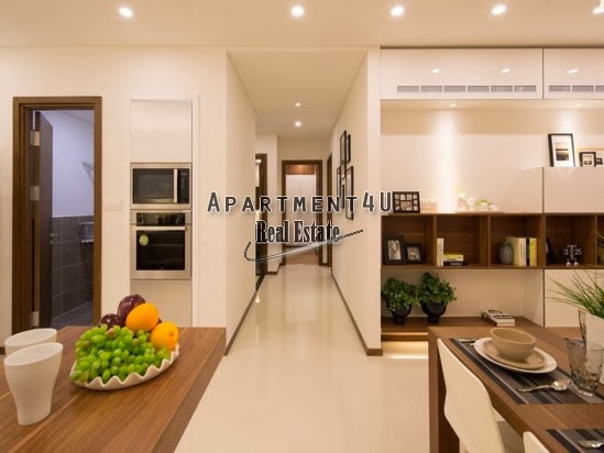 Thao Dien Pearl apartment nice furnished beautiful view