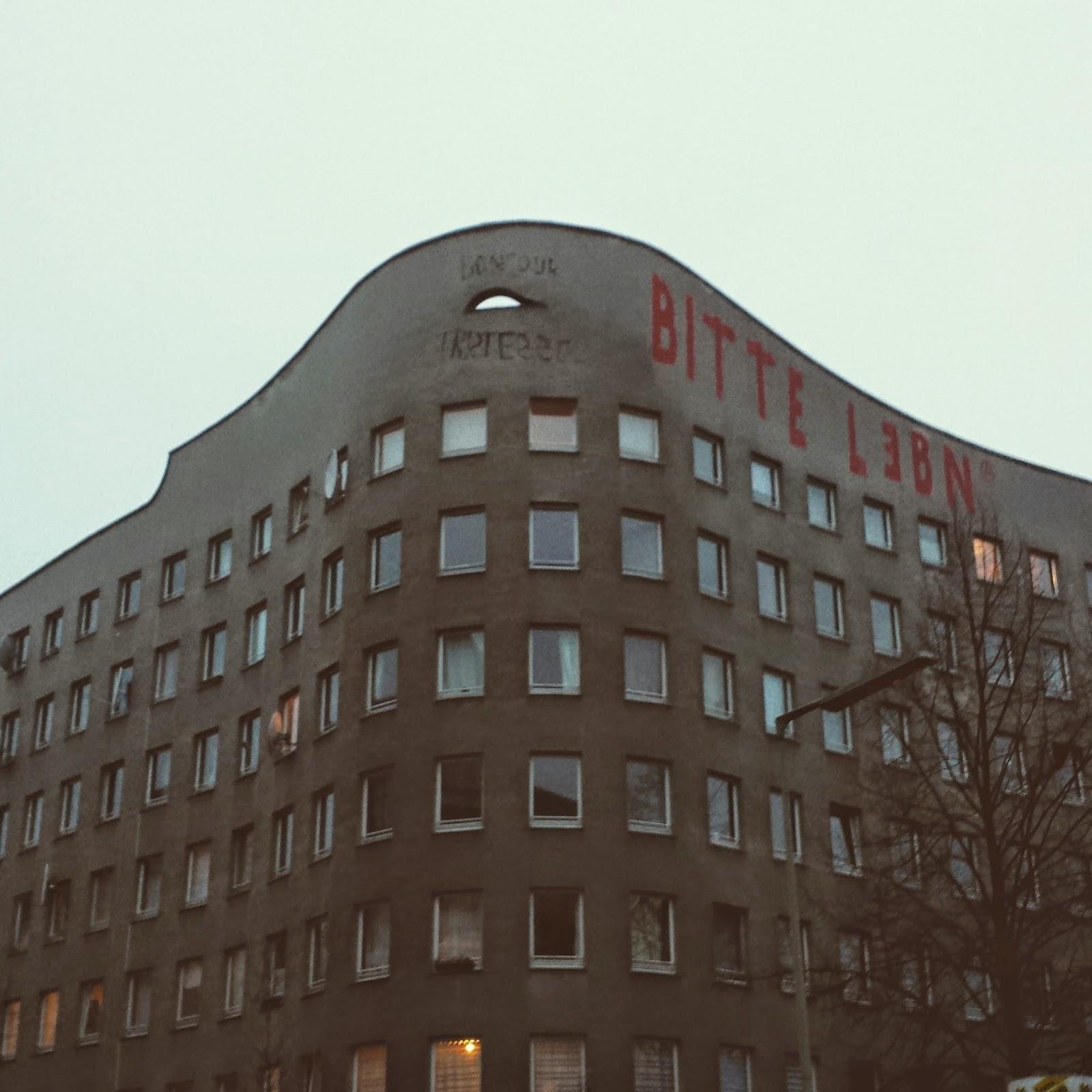 Diario de bitácora de tres amigas en una escapada de dos días a Berlín en enero.