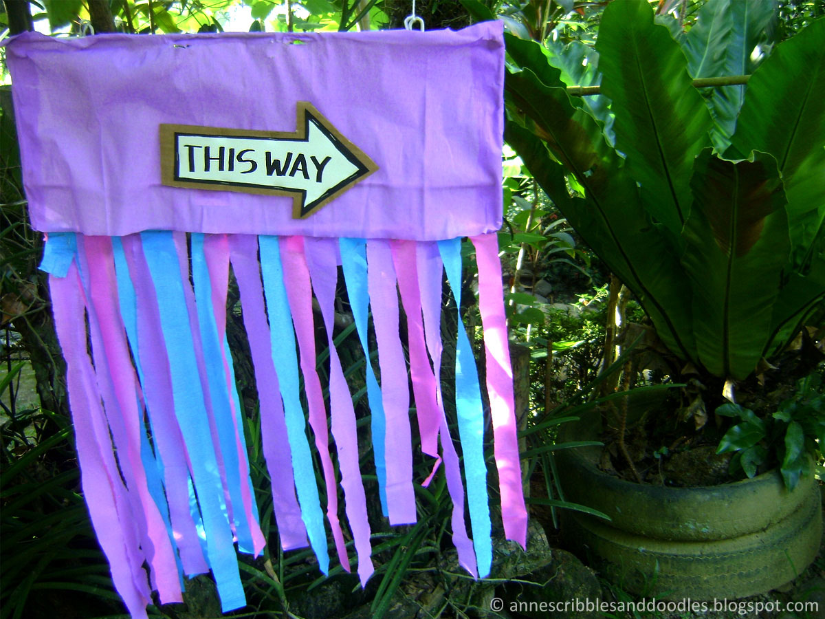 Alice in Wonderland DIY and Party Ideas | Anne's Scribbles and Doodles