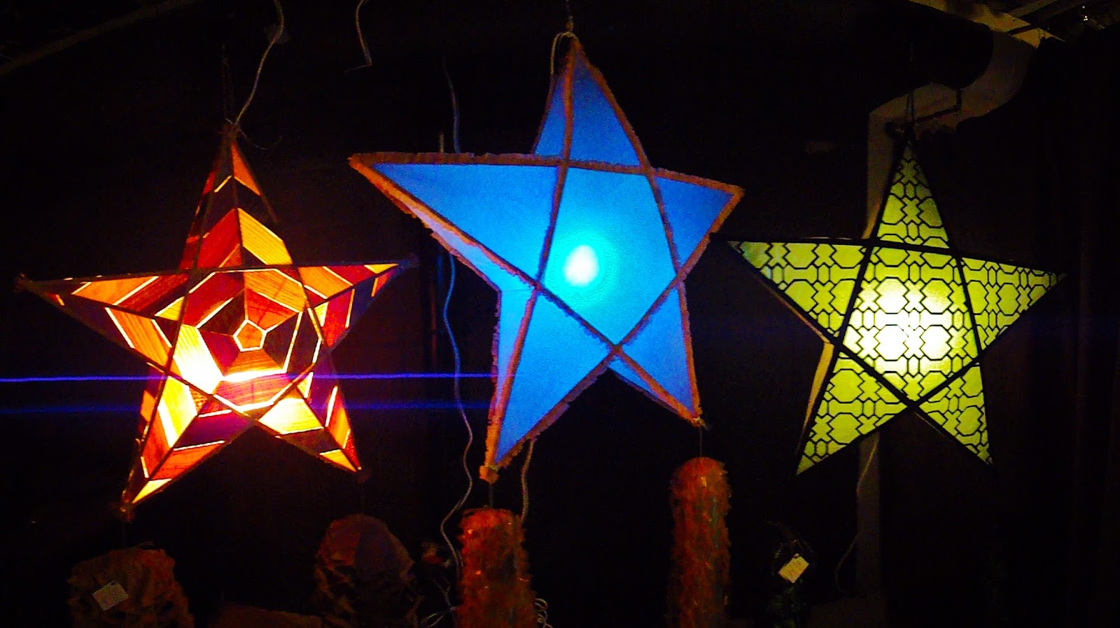 The Lucila Project: The Filipino Christmas Lantern