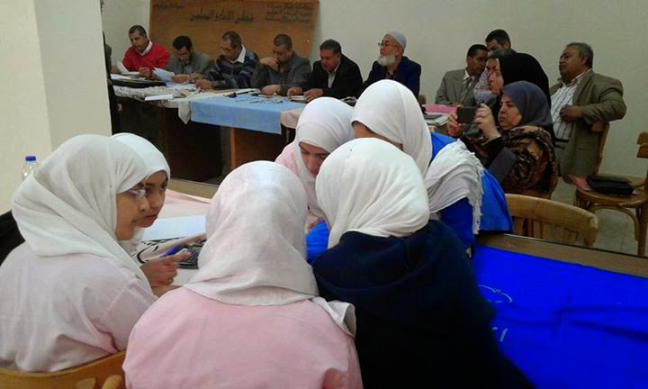 مدرسة الألفي - المركز الأول على مستوى إدرة العريش -  مسابقة أوائل الطلبة 11054341_843924209008071_1868530622332910494_n