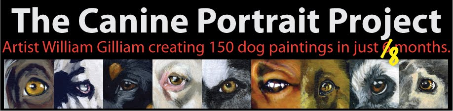The Canine Portrait Project