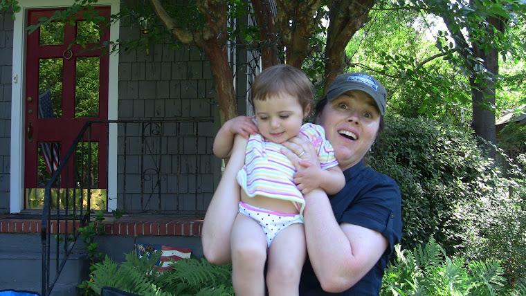 With Aunt Jen