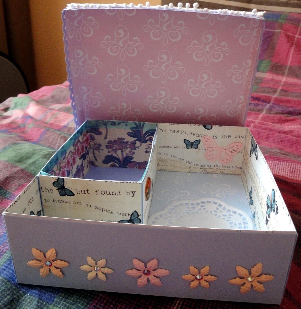 Ящик для открыток своими руками 21