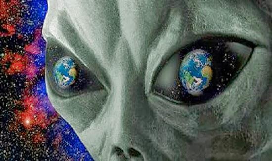 Bagaimana Jika Alien Melihat Bumi dari Planetnya?