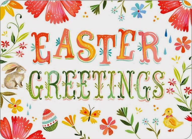 Easter Greeting Card Free Cards