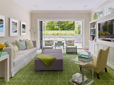 desain interior ruang tamu minimalis mungil