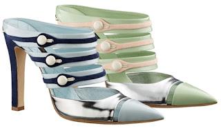 sapatos verão 2013, coloridos