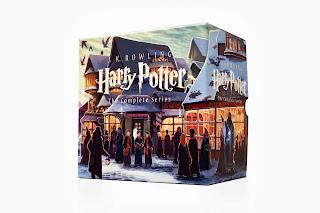 Vídeo: Trailer de divulgação da nova edição dos livros de 'Harry Potter' pela Scholastic - Imagem do box | Ordem da Fênix Brasileira