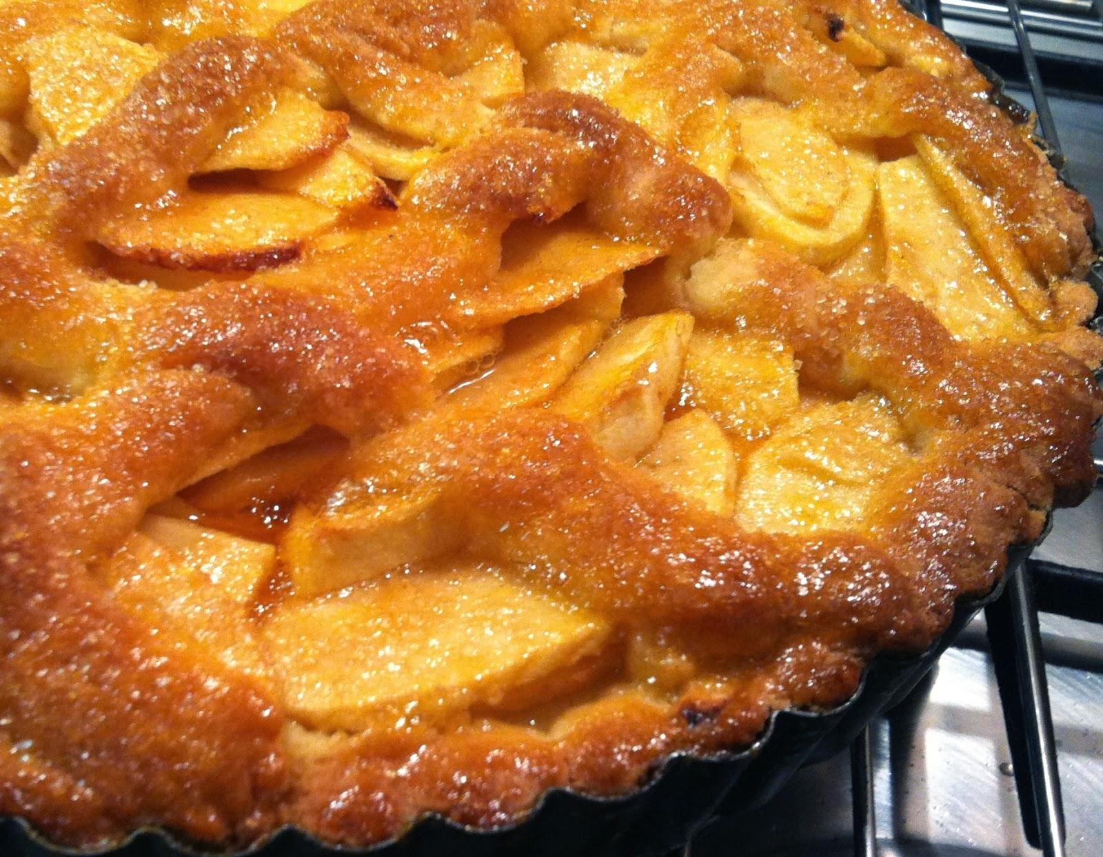 crostata di mele golosando serenamente crostata di mele