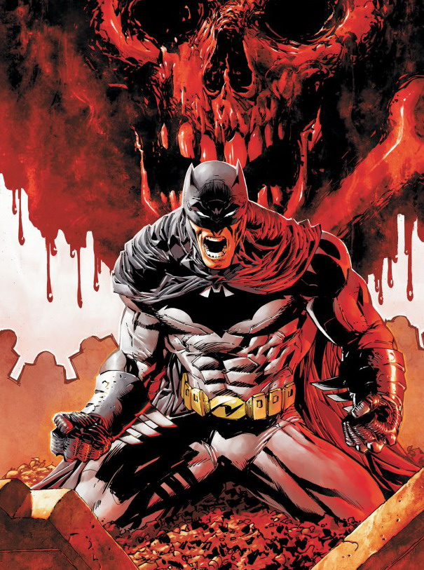 Two-Face (DC Comics) Character Review - Angry Batman