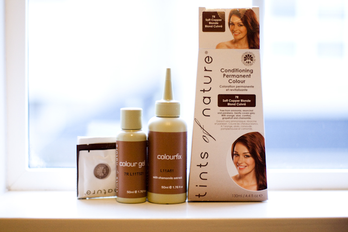 Product Review Tints Of Nature Conditioning Permanent Colour