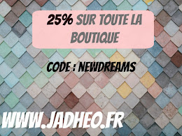 Jadhéo la boutique/E-shop