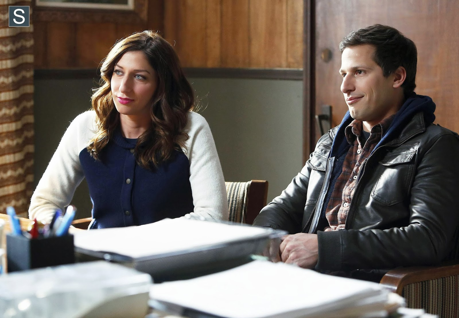 Brooklyn Nine-Nine - Episode 1.18 - The Apartment - Review
