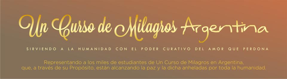 Un Curso de Milagros Argentina